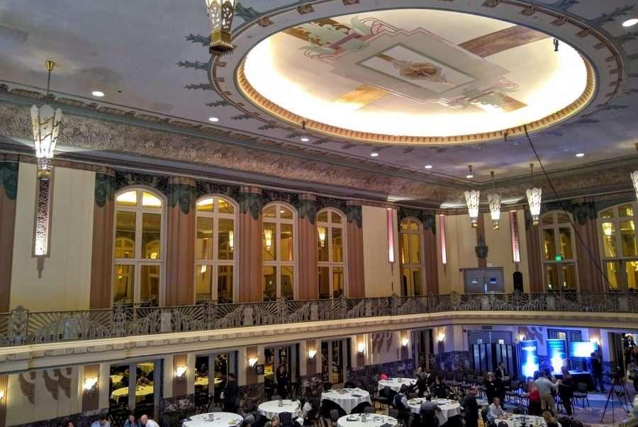 Cincinnati Hilton event room